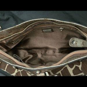 Guess Bags - GUESS Giraffe clutch